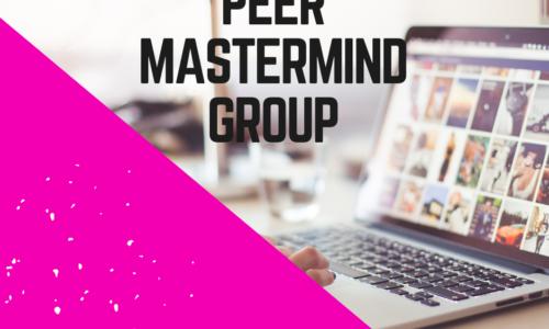 Peer Mastermind Group