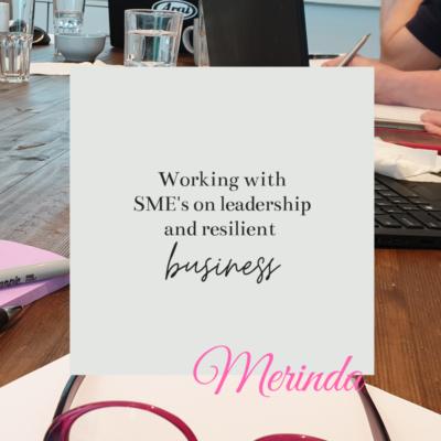 Business Coach Merinda Smith