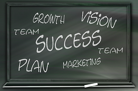 Business and leadership success