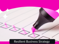 Gain clarity on your Purpose and Vision, your Bullseye, where your Economic Engine sits (Target Markets, Market Offering, Customer Roles & Stories, Point of Difference, Commercial model) and your 3-year Resilient Business goals.